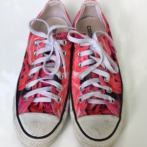 ce6b7707ae2 Converse Shoes - Converse Roses Pattern size 7